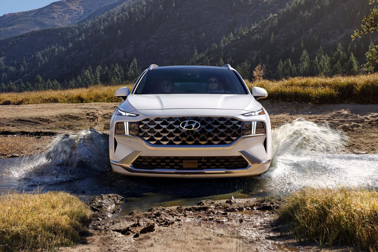 JEFF LUDES - One more time with Hyundai Santa Fe