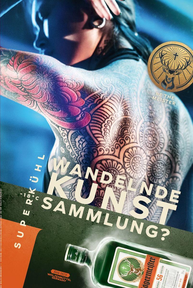 WILDFOX RUNNING: Brix&Maas for Jägermeister