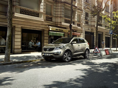 ALBERT BAUER STUDIOS for KIA flexible Range Campaign