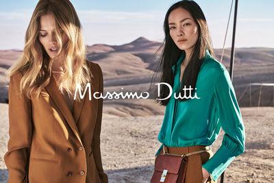 HUNTER & GATTI for MASSIMO DUTTI SS17 MOROCCO
