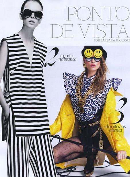VIVA MODELS: Dani Witt for Vogue Brazil August 2015