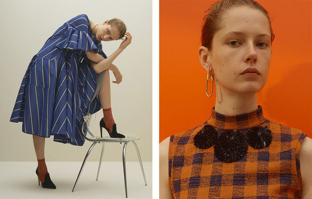 NINA HOLLENSTEINER for Odeeh