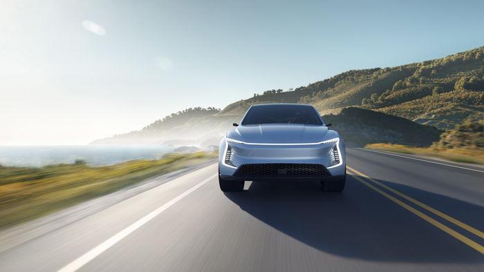 SF Motors Launch