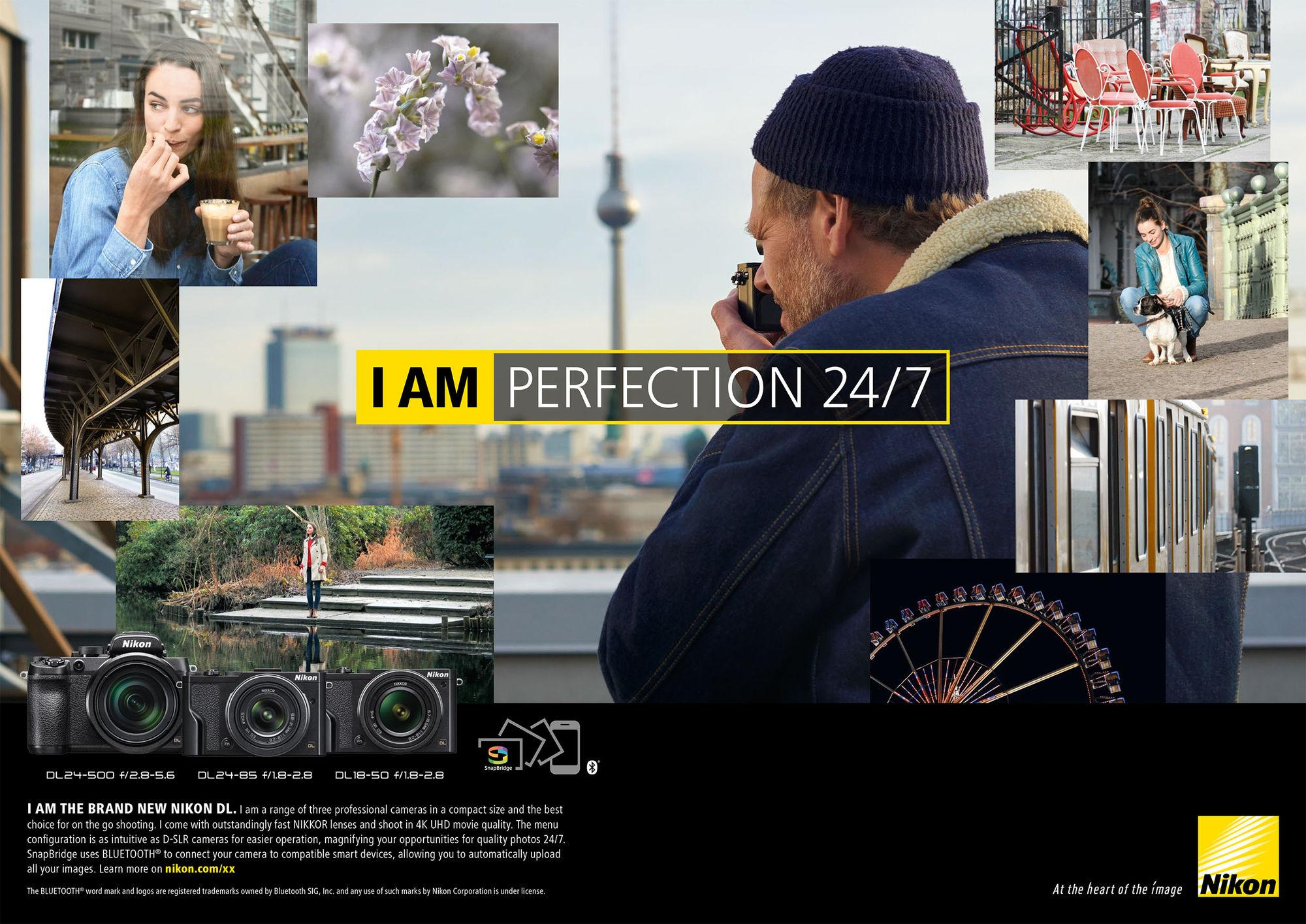 EMEIS DEUBEL: Cecil Arp for Nikon