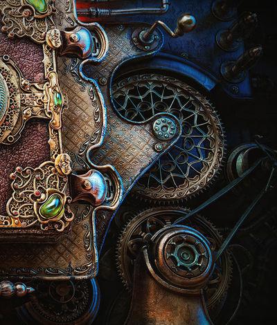 Digital Art by Aleksandr Kuskov c/o ANDREA HEBERGER