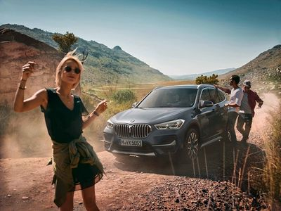 STEFAN EISELE POSTPRODUCTION for IGOR PANITZ / BMW X1