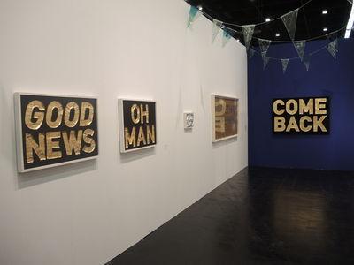 ART COLOGNE 2014 : Galerie Lange + Pult