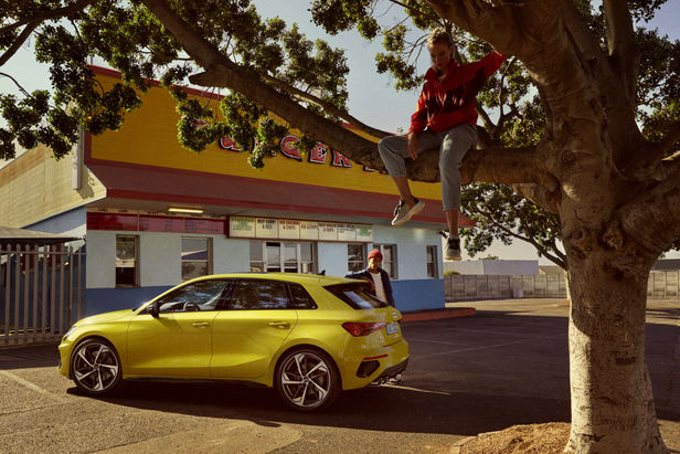 Emir HAVERIC c/o KLEIN PHOTOGRAPHEN for AUDI A3