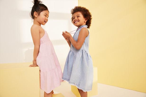 ANOUK NITSCHE C/O FREDA WOOLF FOR ESPRIT KIDS