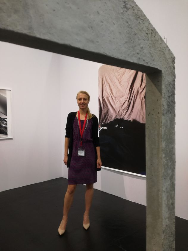 ART COLOGNE 2018 -  Veronique Ansorge / David Zwirner Gallery