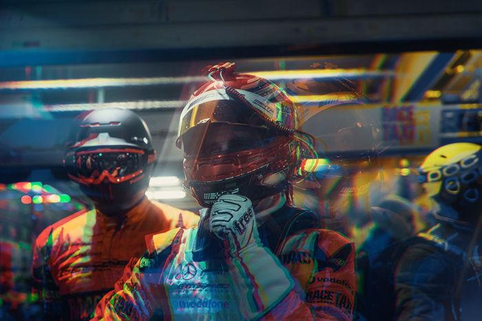 """SEVERIN WENDELER: """"Nürburgring 24h"""" Photography by Lisa Linke c/o Severin Wendeler"""