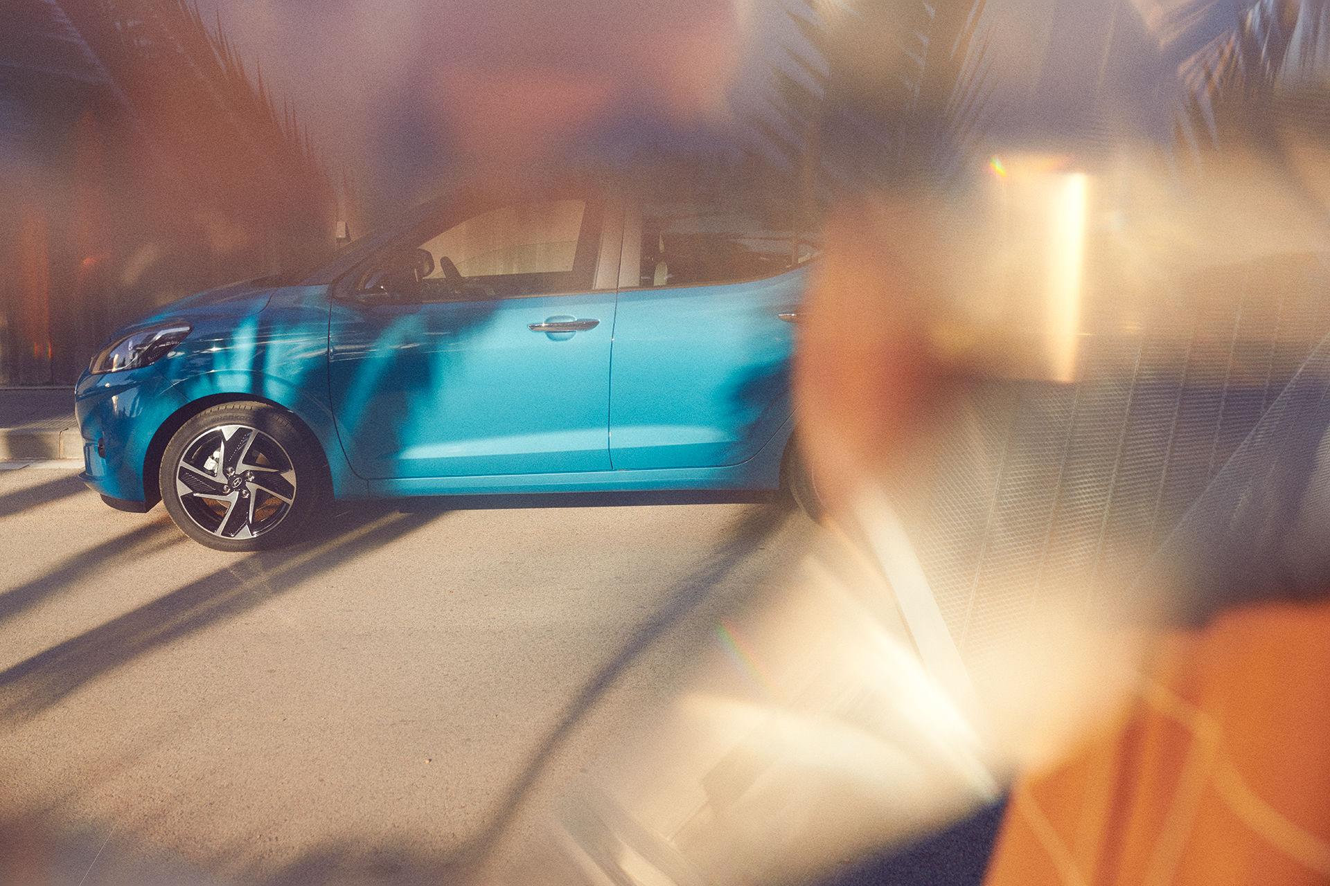 All New Hyundai i10 Campaign shot by BAM I Part #1
