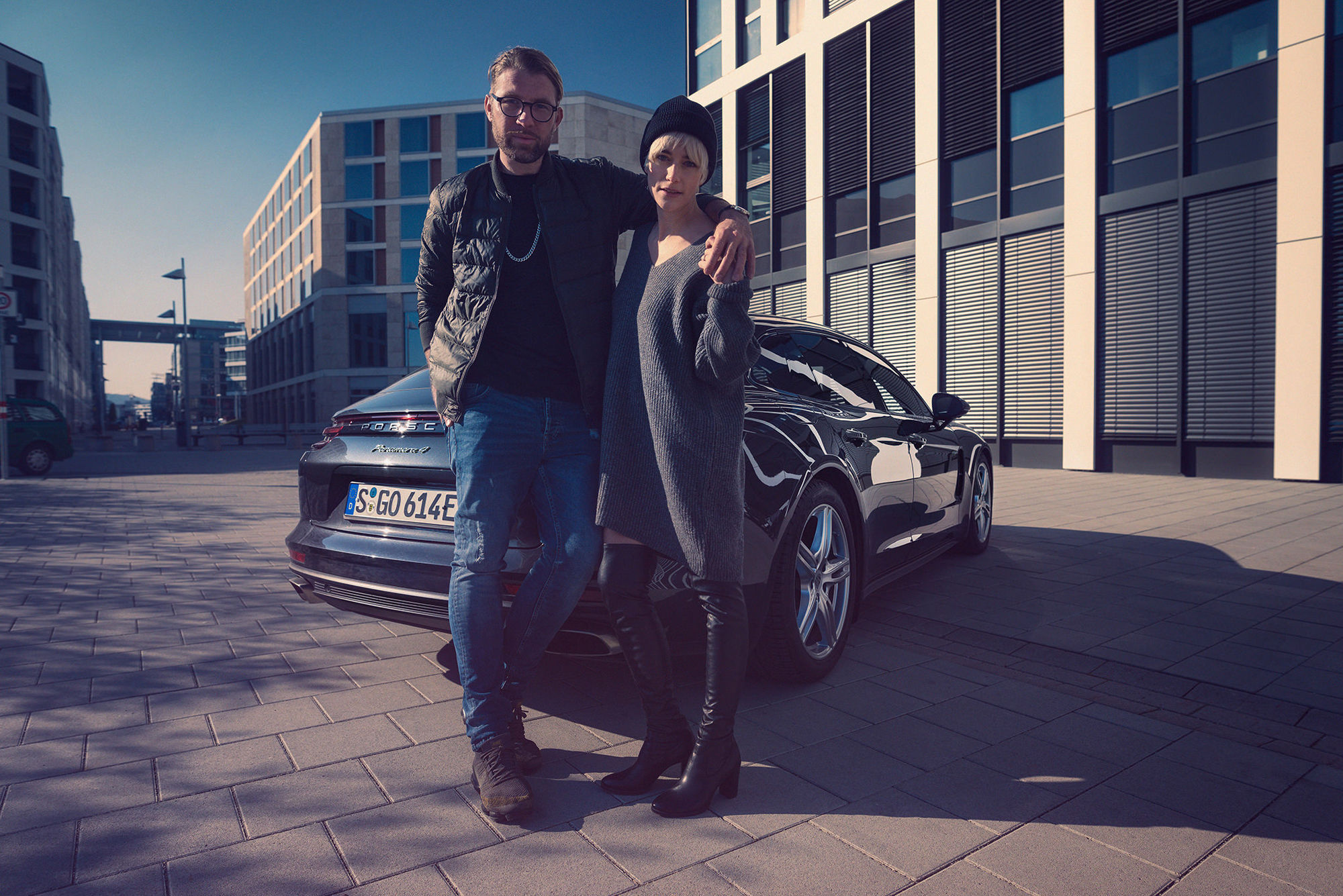 JONATHAN SCHULE - Porsche Panamera 4 E-Hybrid