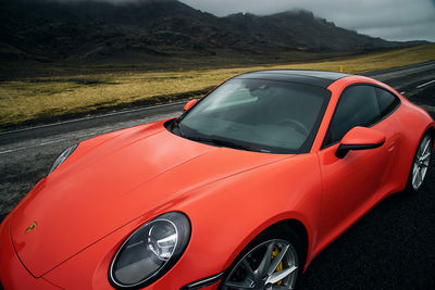 TRANSPORTATION | MICHAEL NEHRMANN - END OF THE WORLD | CLIENT - PORSCHE | REPRESENTED BY BANRAP GMBH