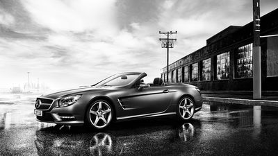 IGOR PANITZ PHOTOGRAPHY: Mercedes SL