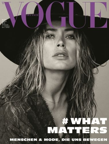 Vogue Germany August 2018 Covers