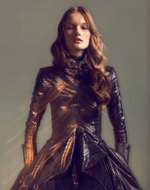 Kirsi Pyrhönen Exclusive for Vogue Italia by Samuli Karala