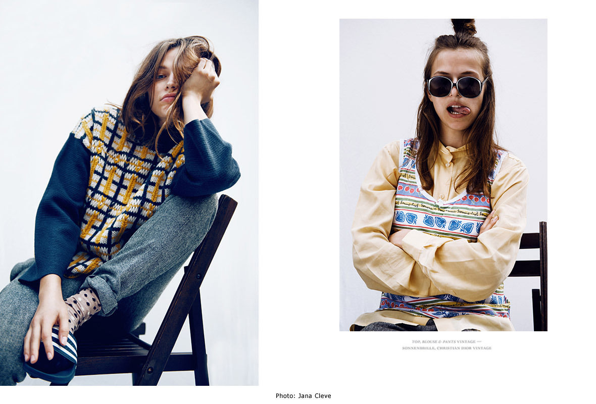 BIGOUDI: New Entry: Alexandra Klar