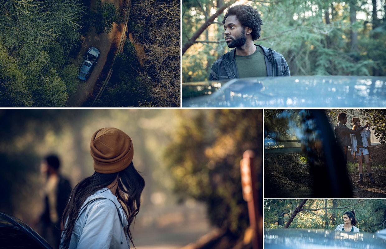 "SEVERIN WENDELER: TRANSPORTATION SPECIAL ""TOYOTA COROLLA XSE"" PHOTOGRAPHER BY PATRICK CURTET C/O SEVERIN WENDELER"
