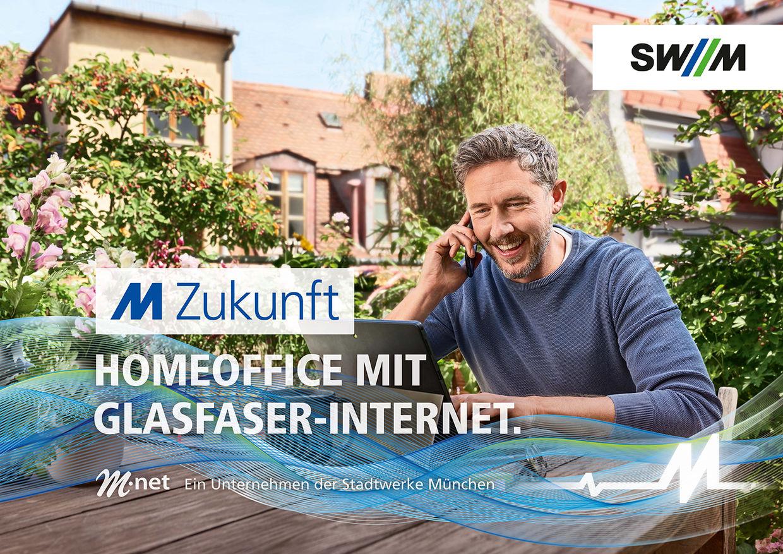 STEFANIE AUMILLER c/o AGENTUR NEUBAUER for STADTWERKE MÜNCHEN