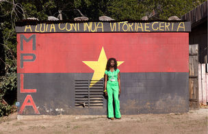 DISCO ANGOLA by Stan Douglas (David Zwirner)