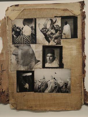 ALBERT WATSON : Maroc