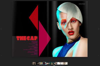 THE CAP - FART MAGAZINE
