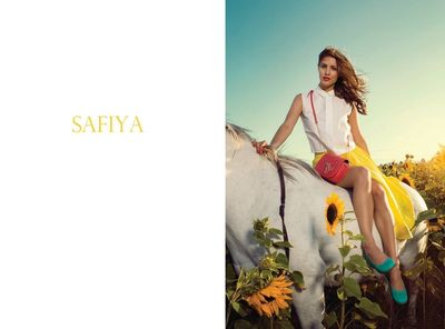 FIRST PRODUCTIONS for DFUSE SAFIYA CAMPAIGN 2015