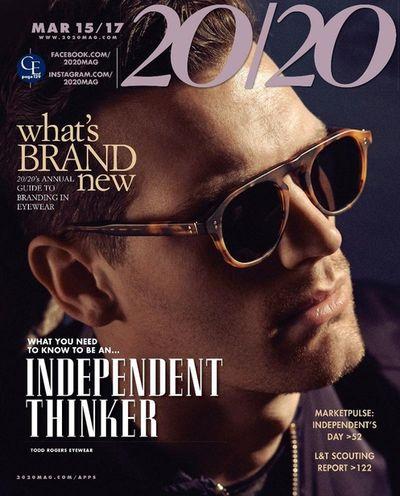 SEAN HARJU for 20/20 Magazine - Heart of the Sun