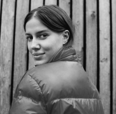 NINA KLEIN, hair & Make Up: Sarah rabel, Ulrike Rindermann, BOSS