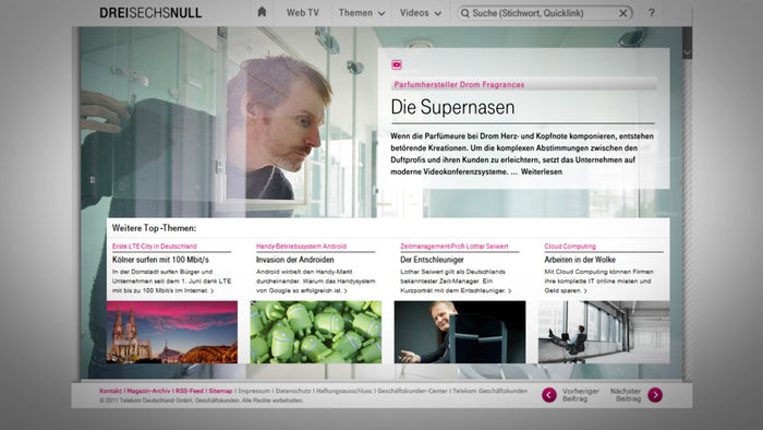 Deutsche Telekom - Dreisechsnull