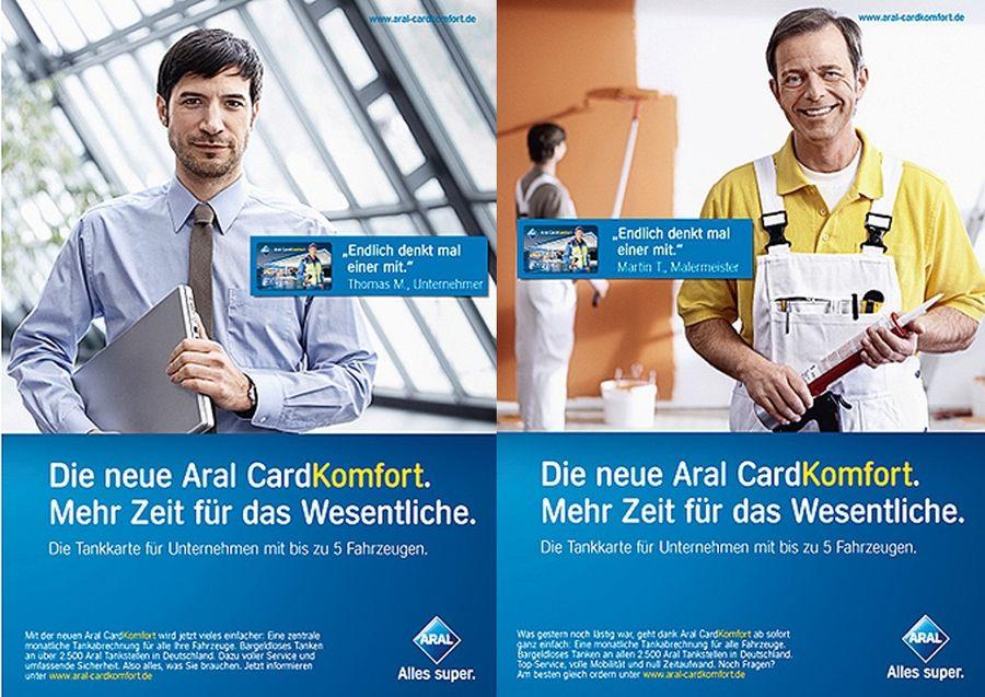 ARAL Card Komfort