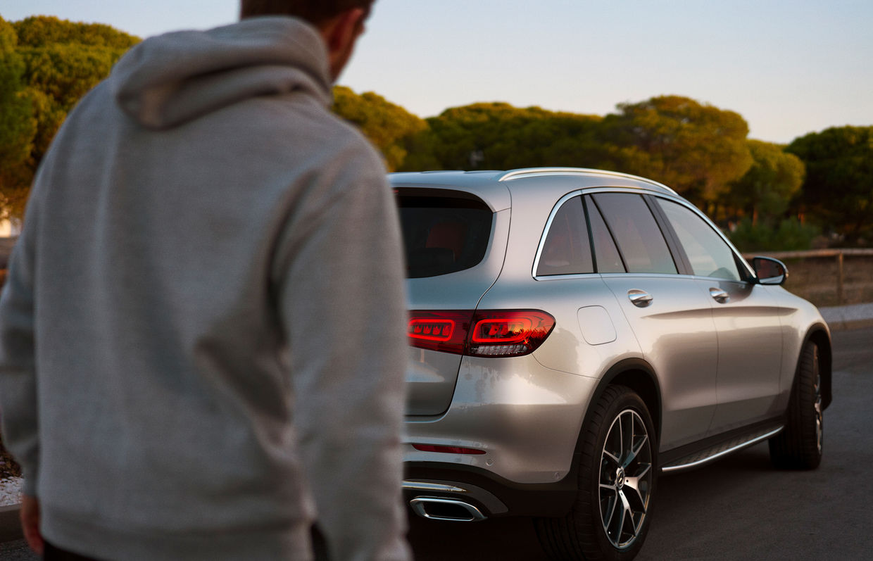 EMEIS DEUBEL: Lars Borges for Mercedes-Benz GLC