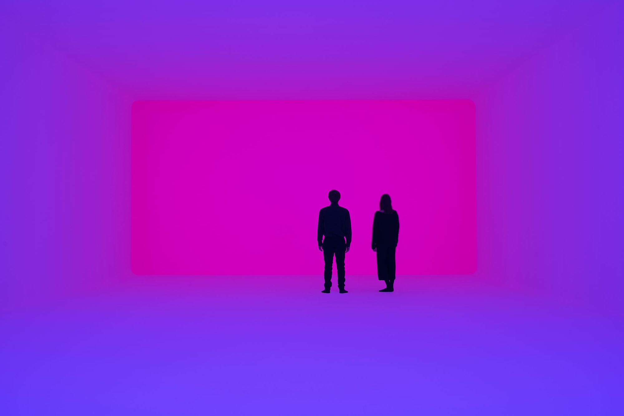 "Ganzfeld ""Aural"": An Installation by James Turrell (12 April 2018 to 30 September 2019)"