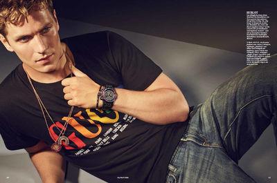 BIGOUDI: Michael Salmen für GQ Watches