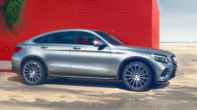 Mercedes-Benz GLC by MARC TRAUTMANN