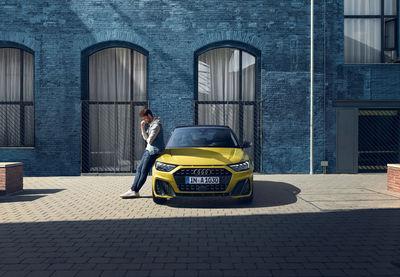 SEVERIN WENDELER: HE&ME c/o Severin Wendeler for Audi