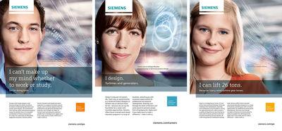 UPFRONT: Bastian Werner for Siemens