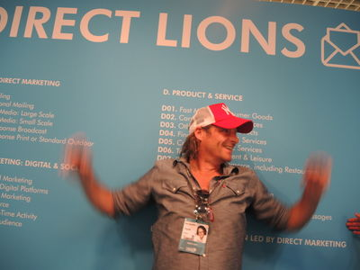 GOSEE CANNES LIONS 2014