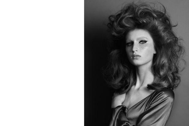 HILLE PHOTOGRAPHERS:  JOHANNES GRAF for HARPER'S BAZAAR Magazine