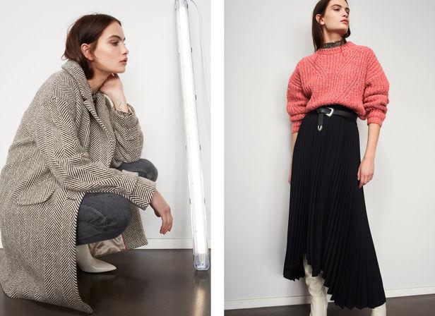 HILLE PHOTOGRAPHERS: Johannes Graf for SET Fashion Fall/Winter 2020