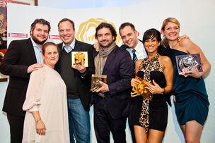 Winner Dinner 2011 by WerbeWeischer, Hamburg