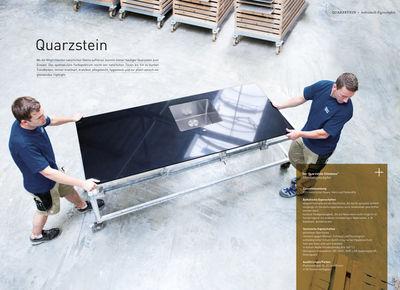 DARIUS RAMAZANI for ROSSKOPF + PARTNER AG