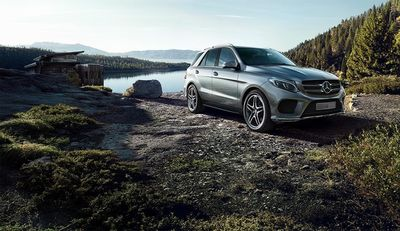 MARC TRAUTMANN for MERCEDES BENZ GLE