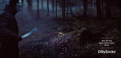 UPFRONT PHOTO & FILM GMBH: Jonathan Heyer for Dilly Socks