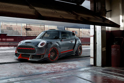 BMW GROUP : MINI JOHN COOPER WORKS GP CONCEPT
