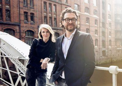 KOLLE REBBE welcomes Alena Serhatlic & Matthias Kern