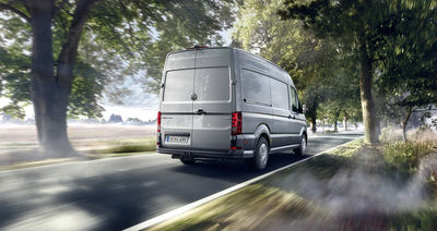 TOM GRAMMERSTORF for VW Crafter