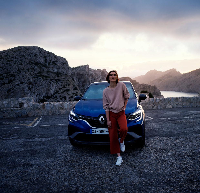 Sébastien Staub for the New Renault Capture RS