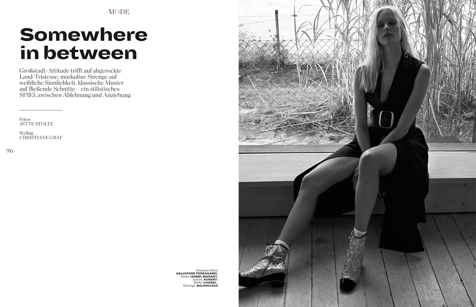 "NINA KLEIN, Christiane Graf & Linda Sigg, Lófficiel Germany "" Somewhere in Between"""